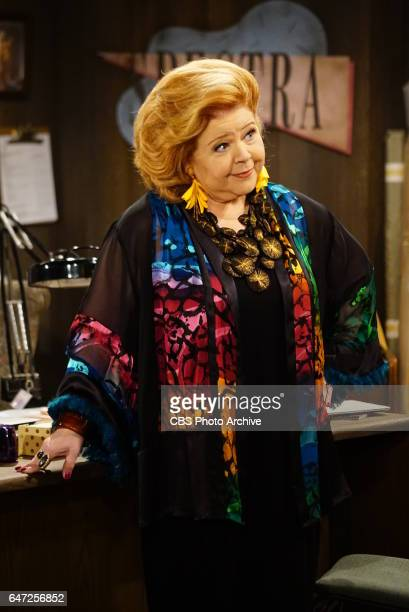 Coverage of the CBS series THE BOLD AND THE BEAUTIFUL Weekdays on the CBS Television Network Pictured Patrika Darbo as Shirley Spectra