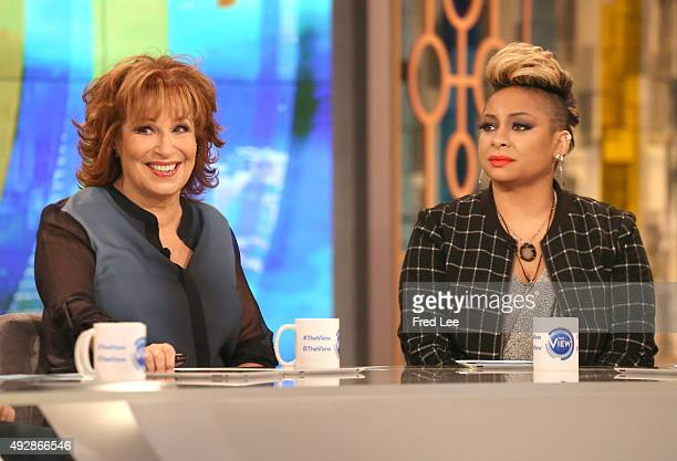 THE VIEW Coverage of 'THE VIEW' 10/15/15 airing on the ABC Television Network