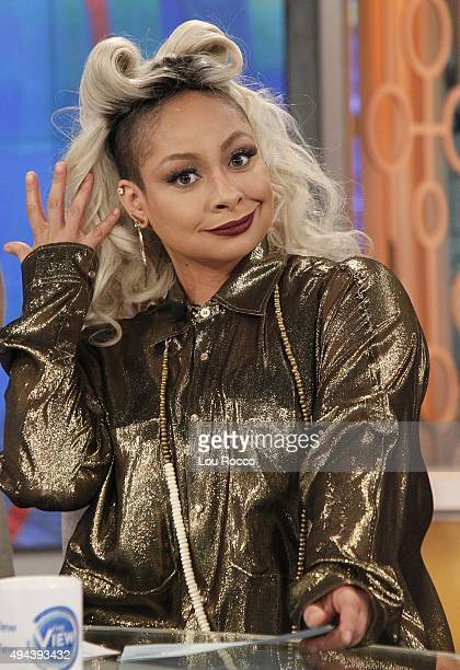 THE VIEW Coverage of 'THE VIEW' 10/23/15 airing on the ABC Television Network