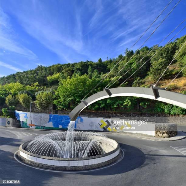 Covilhã roundabout