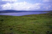 Cow Green reservoir Upper Teesdale County Durham England