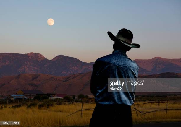 Cowboy and the Full Moon