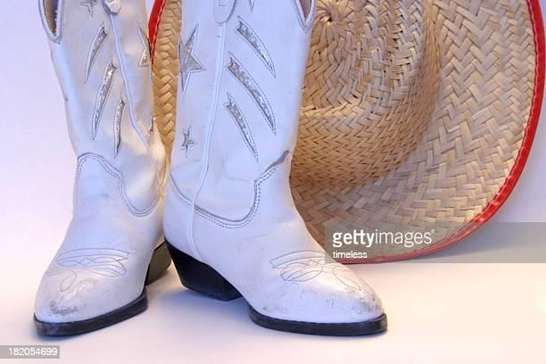 Stivali e Cappello da cowboy