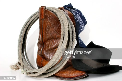 boots rope and hat - photo #8