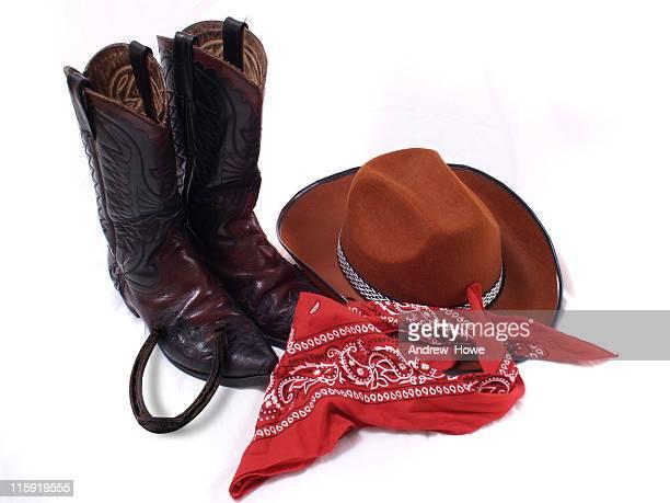 Cowboy-Ausrüstung