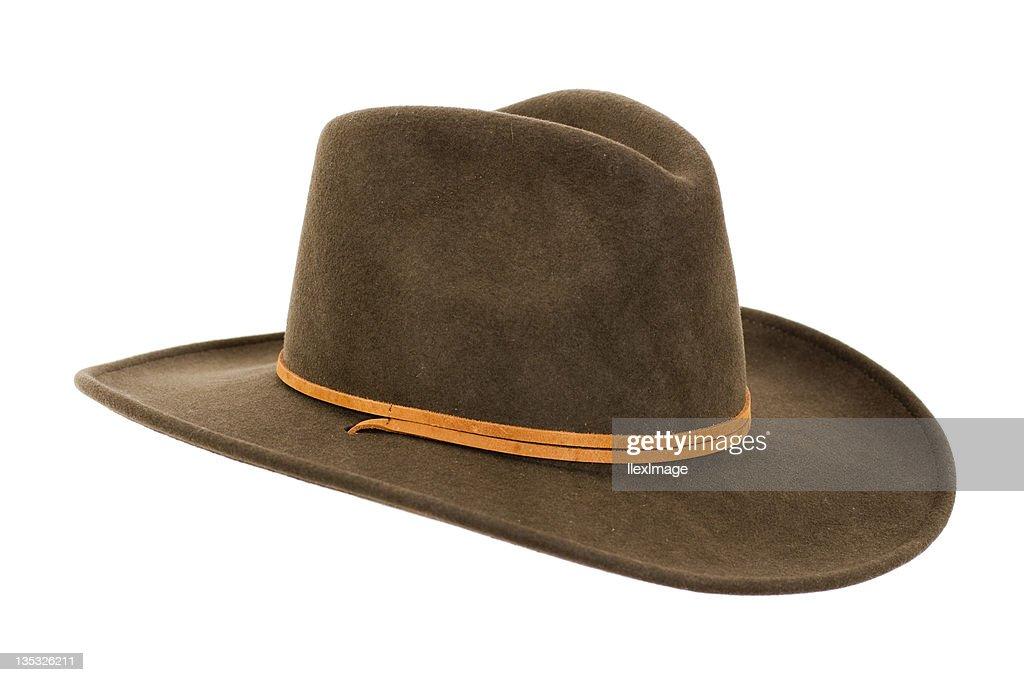 Cowboy Hat Close-up