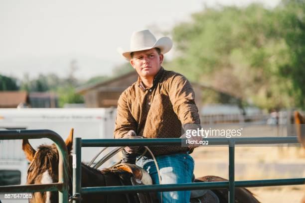 Mode de vie de cow-boy