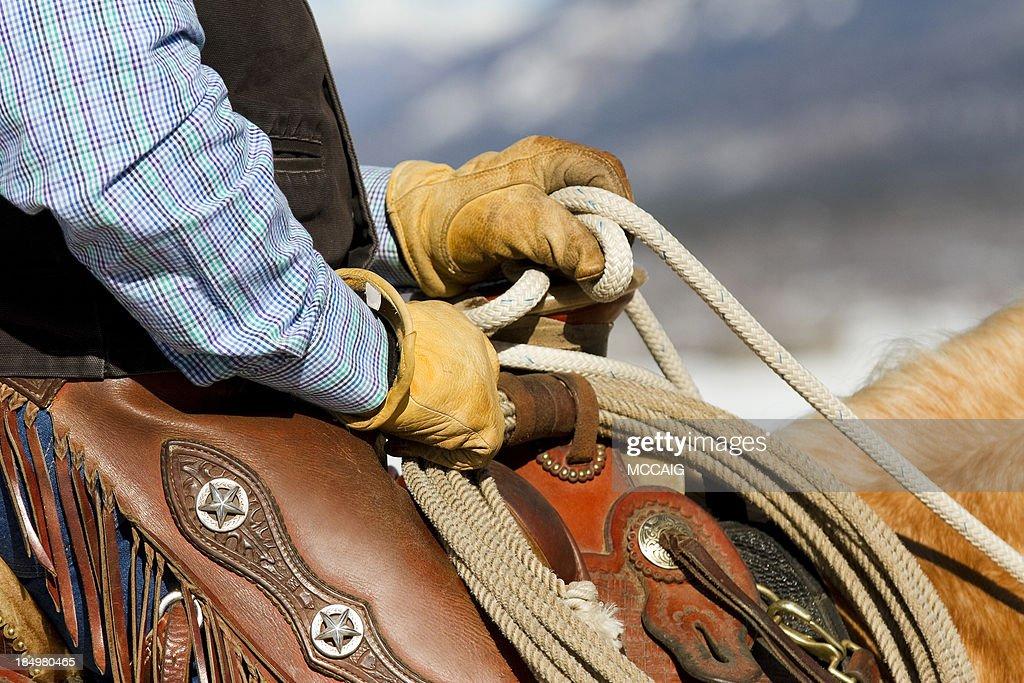 Cowboy : Stock Photo
