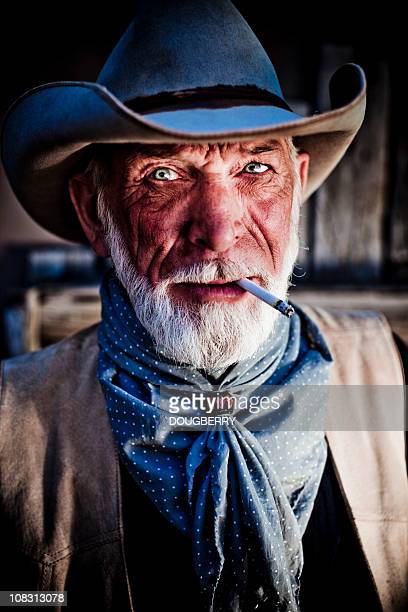 Cowboy portrait de Sedona, en Arizona