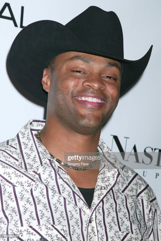 Cowboy Troy during 2005 Fashion Rocks - Red Carpet Arrivals at Radio City Music Hall in New York City, New York, United States.