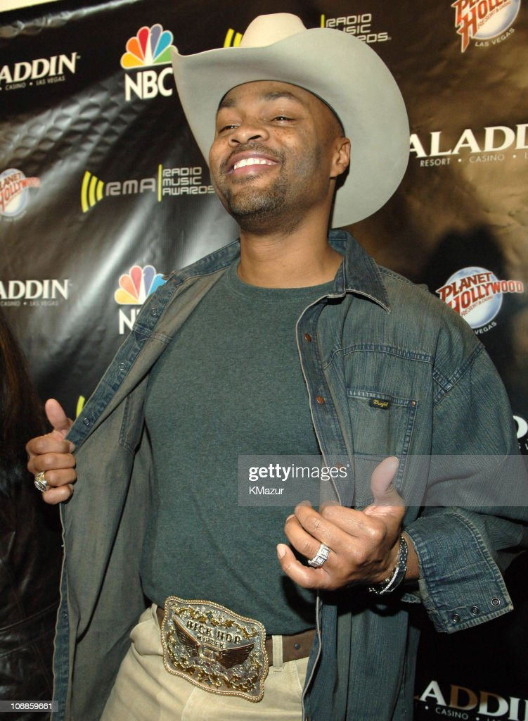 Cowboy Troy during 2005 Radio Music Awards - Red Carpet at Aladdin Hotel in Las Vegas, Nevada, United States.