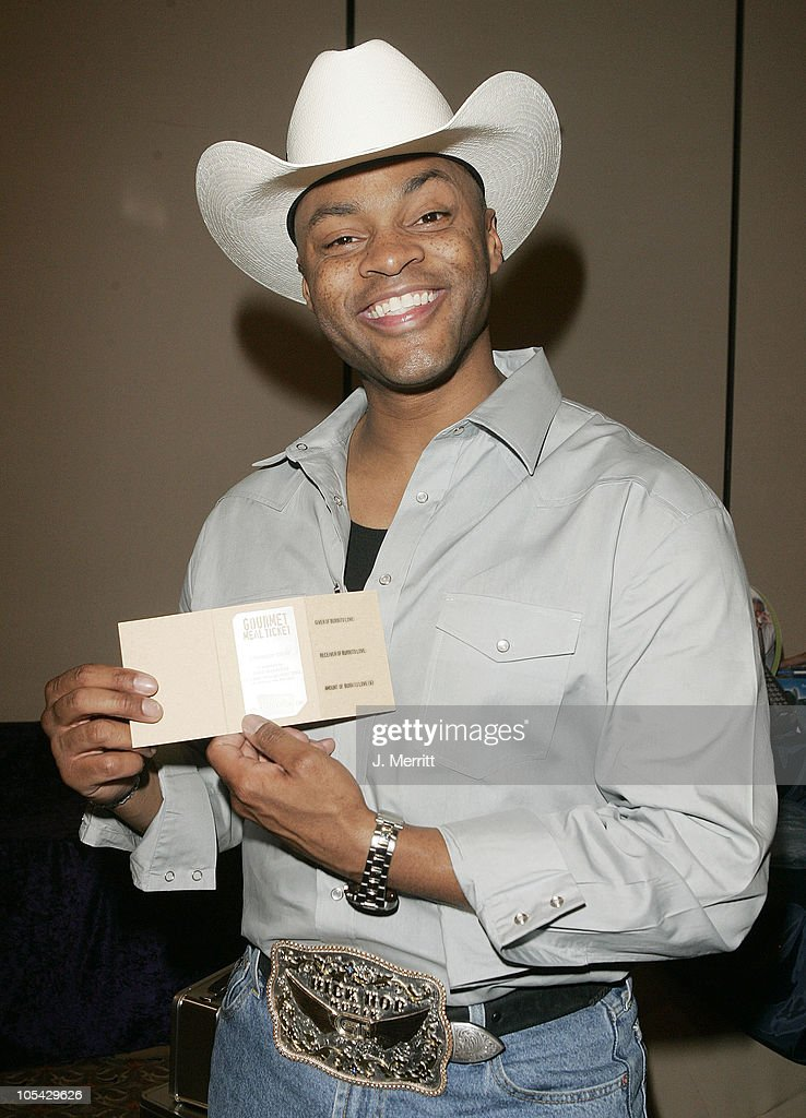 Cowboy Troy during 40th Annual Academy of Country Music Awards - Backstage with Chipotle at The Mandalay Bay in Las Vegas, Nevada, United States.