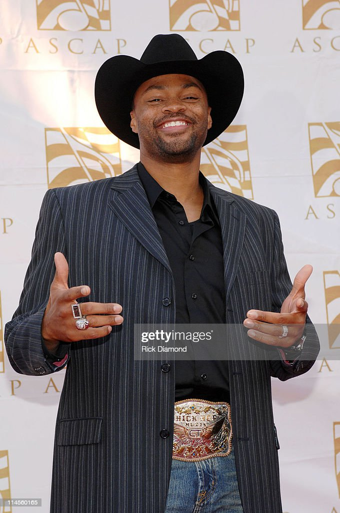 Cowboy Troy during 44th Annual ASCAP Country Music Awards - Show at Ryman Theater in Nashville, TN., United States.