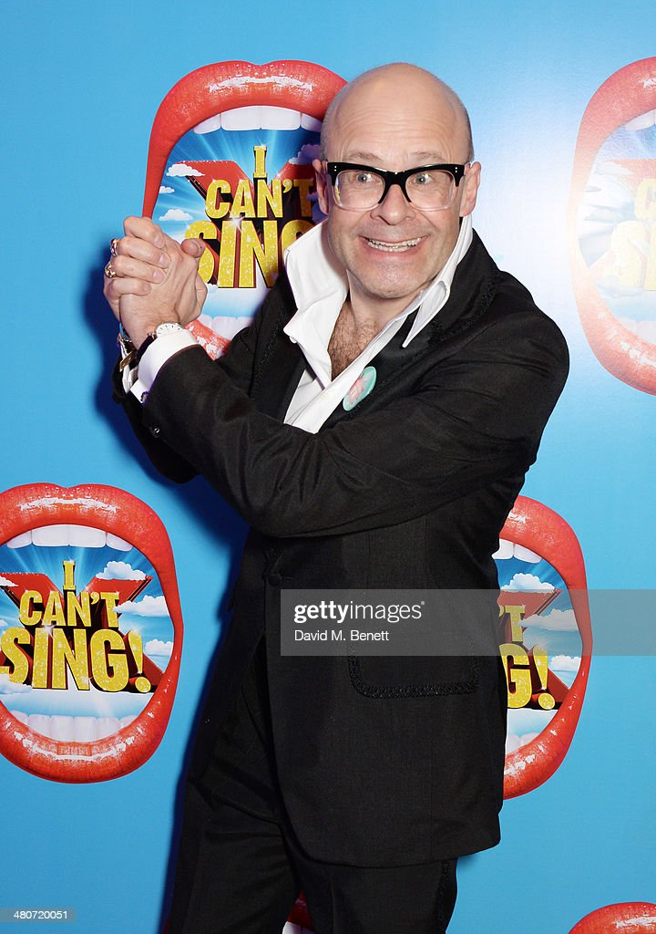 Co-Writer <a gi-track='captionPersonalityLinkClicked' href=/galleries/search?phrase=Harry+Hill&family=editorial&specificpeople=228845 ng-click='$event.stopPropagation()'>Harry Hill</a> attends the after party following the press night performance of 'I Can't Sing! The X Factor Musical' at One Marylebone on March 26, 2014 in London, England.