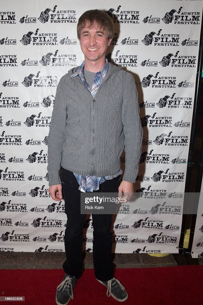 Co-writer/codirector Chris Sivertson arrives at the premiere of 'All Cheerleaders Die' during the Austin Film Festival at The Paramount Theatre on October 31, 2013 in Austin, Texas.