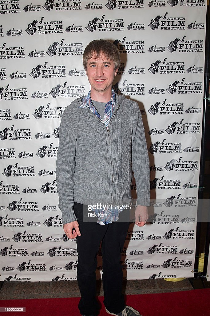 Cowriter/codirector Chris Sivertson arrives at the premiere of 'All Cheerleaders Die' during the Austin Film Festival at The Paramount Theatre on...
