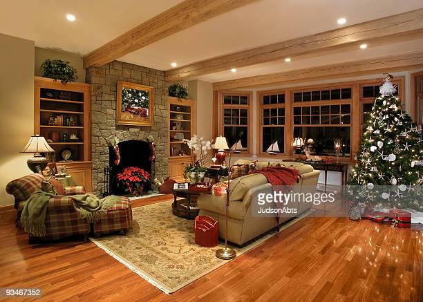 Confortable Noël à la maison