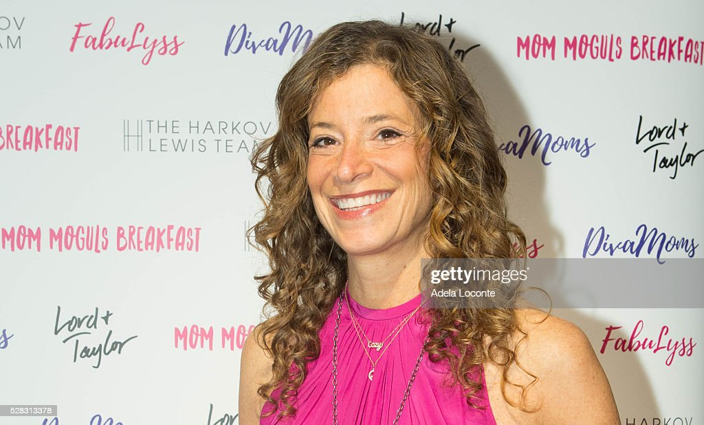 Cozy Friedman attends '4th Annual DivaMoms Mom Moguls Breakfas' tat Lord & Taylor on May 4, 2016 in New York City.