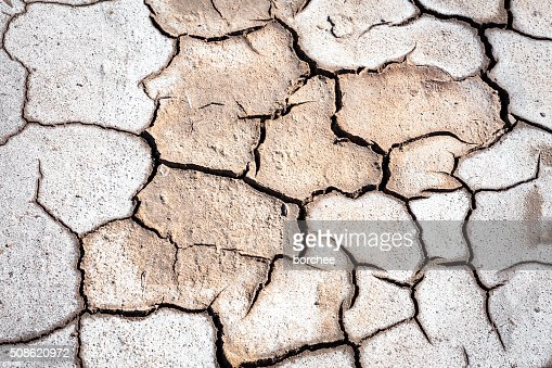 Cracked And Dry Earth : Stock Photo