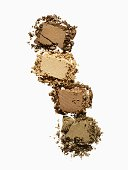 4 cracked powders 4 shades