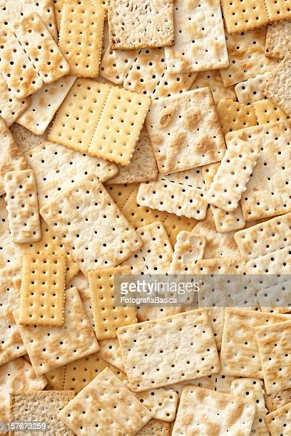 Crackers background