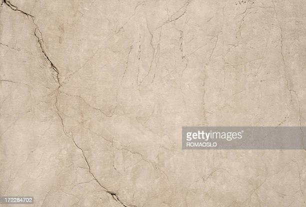 Crackled Roman grunge marble texture background, Rome Italy