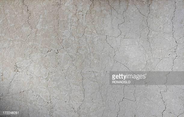 Craquelée Roman grunge texture en marbre, Rome, Italie