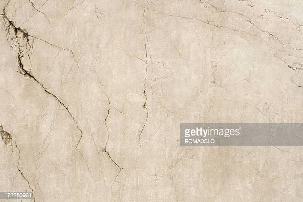 Crackled Roman grunge marble wall texture, Rome Italy