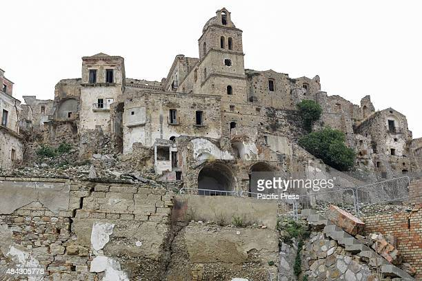 Craco is a small town located in Basilicata in southern Italy called 'The Ghost Town' because of a landslide that caused the town to be evacuated and...