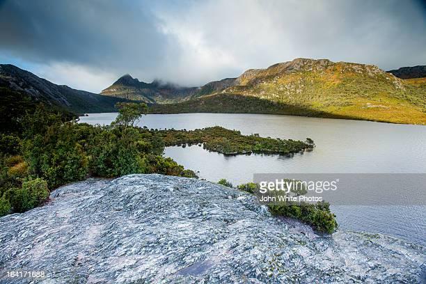 Cradle Mountain and Dove Lake. Tasmania.