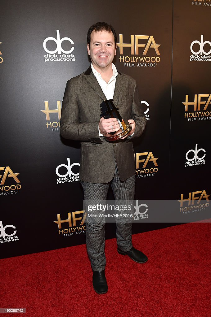 Craft honorees Tim Alexander, awarded the Hollywood Visual Effects Award for 'Jurassic World,' attends the 19th Annual Hollywood Film Awards at The Beverly Hilton Hotel on November 1, 2015 in Beverly Hills, California.