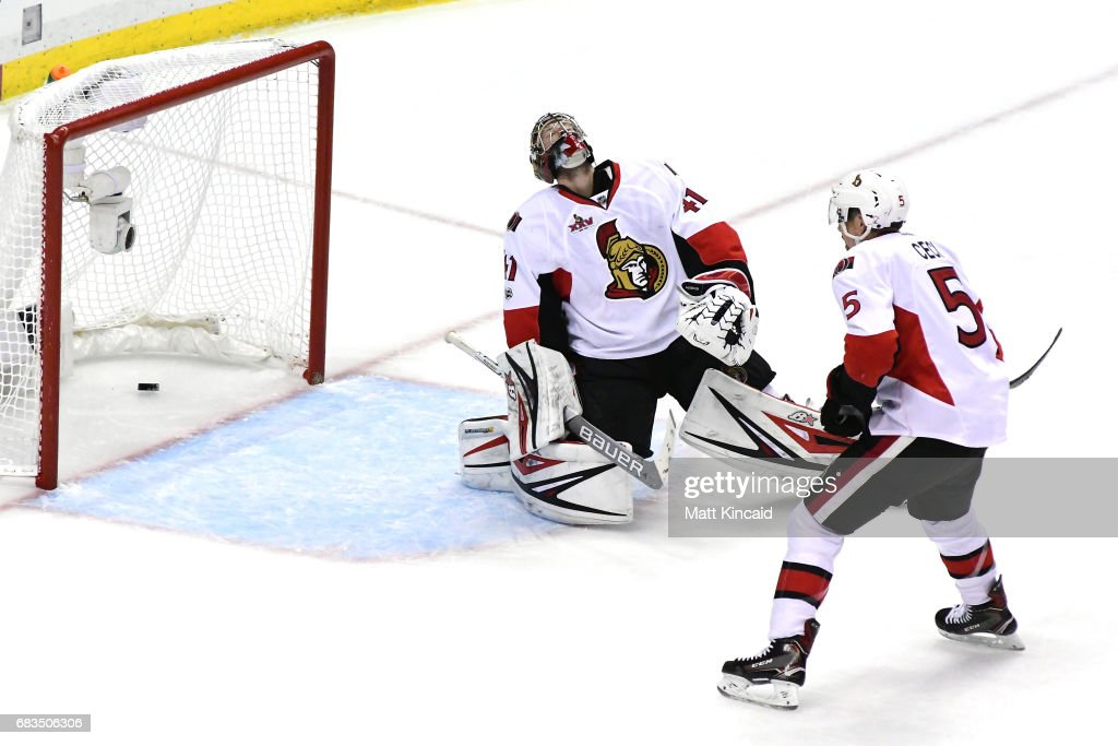 Ottawa Senators v Pittsburgh Penguins - Game Two
