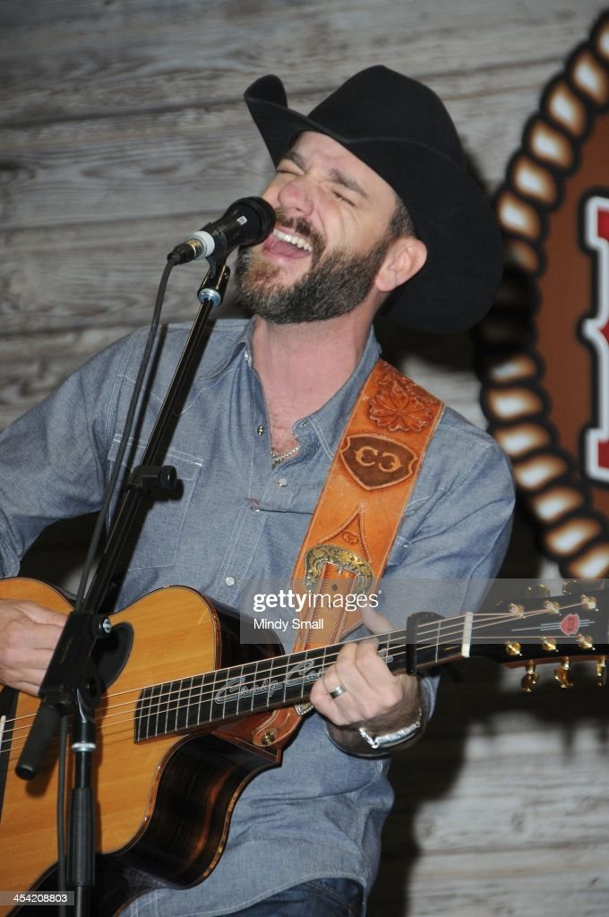 <a gi-track='captionPersonalityLinkClicked' href=/galleries/search?phrase=Craig+Campbell+-+Singer&family=editorial&specificpeople=12522165 ng-click='$event.stopPropagation()'>Craig Campbell</a> performs at Cowboy FanFest during the Wrangler National Finals Rodeo at the Las Vegas Convention Center Cowboy FanFest during the Wrangler National Finals Rodeo at the on December 7, 2013 in Las Vegas, Nevada.