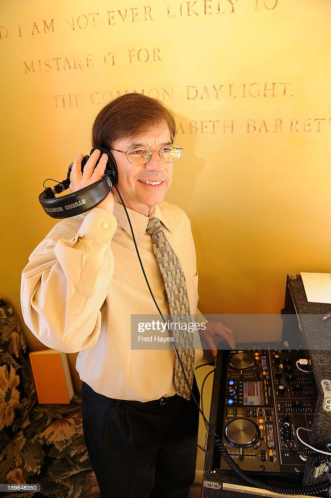 DJ Craig Chambers attends the SAGIndie Brunch at Cafe Terigo on January 21, 2013 in Park City, Utah.