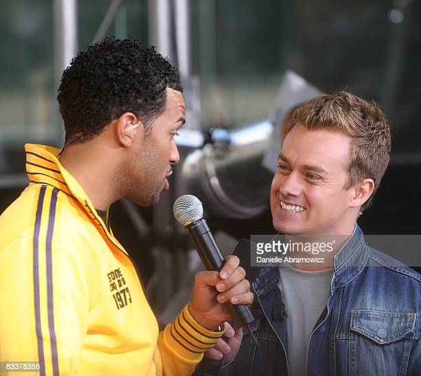 Craig David and Grant Denyer