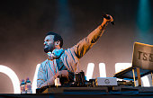 Craig David performs during T In The Park at Strathallan Castle on July 10 2016 in Perth Scotland