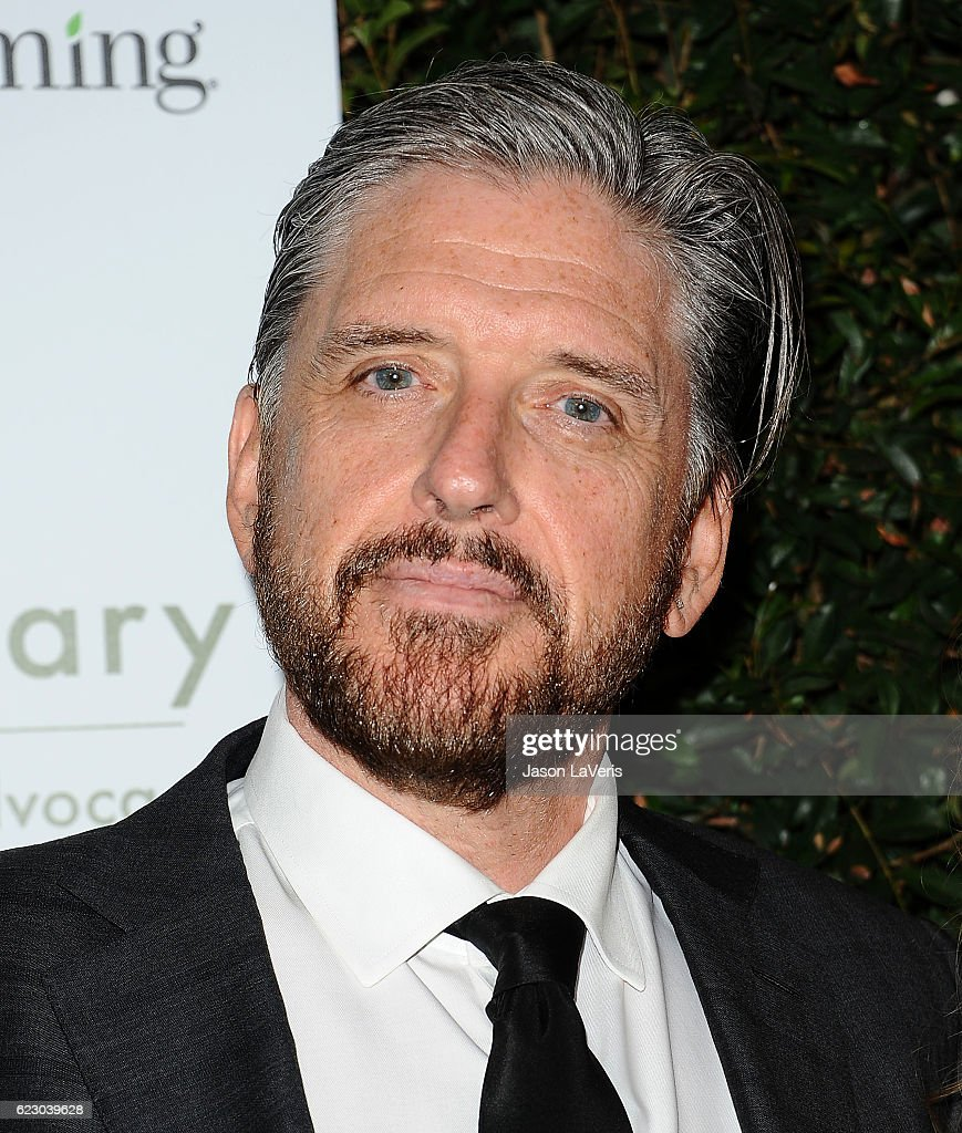 Craig Ferguson attends Farm Sanctuary's 30th anniversary gala at the Beverly Wilshire Four Seasons Hotel on November 12, 2016 in Beverly Hills, California.