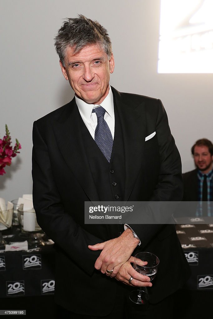 Craig Ferguson attends the 20th Television Party hosted by Craig Ferguson at the Glass Houses on February 27, 2014 in New York City.