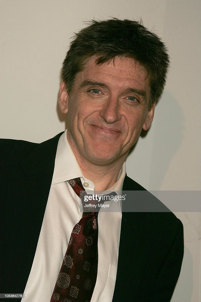 Craig Ferguson during CBS and UPN 2005 TCA Party - Arrivals at Quixote Studios in Los Angeles, California, United States.