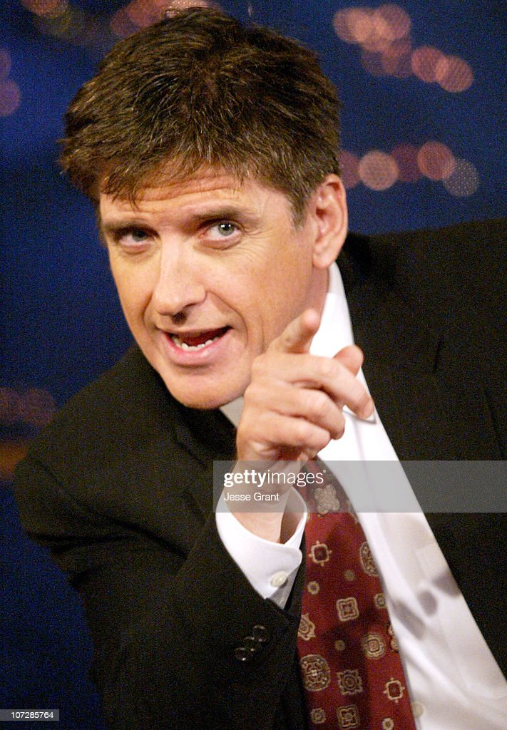 Craig Ferguson during Regis Philbin and Rob Morrow Visit 'The Late Late Show with Craig Ferguson' - January 18, 2005 at CBS Television City in Hollywood, California, United States.