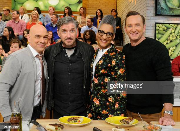 THE CHEW Craig Ferguson is the guest today Thursday March 23 2017 on ABC's 'The Chew' 'The Chew' airs MONDAY FRIDAY on the ABC Television Network...