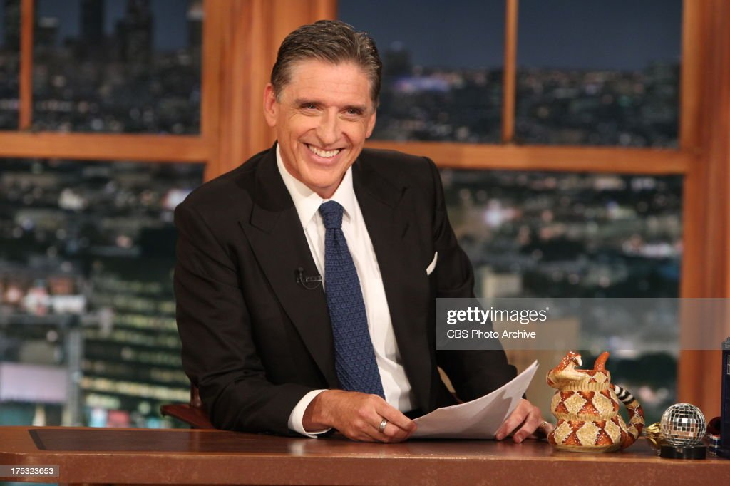 <a gi-track='captionPersonalityLinkClicked' href=/galleries/search?phrase=Craig+Ferguson+-+Talk+Show+Host&family=editorial&specificpeople=204509 ng-click='$event.stopPropagation()'>Craig Ferguson</a> on the CBS\' THE LATE LATE SHOW WITH CRAIG FERGUSON scheduled to air on July 15, 2013 the CBS Television Network.