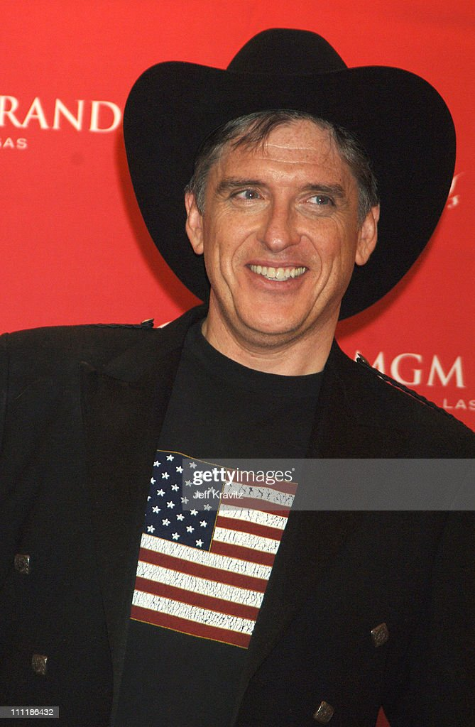 Craig Ferguson, presenter during 41st Annual Academy of Country Music Awards - Press Room at MGM Grand Theater in Las Vegas, Nevada, United States.