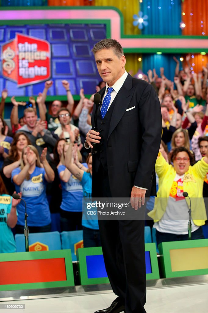 <a gi-track='captionPersonalityLinkClicked' href=/galleries/search?phrase=Craig+Ferguson+-+Talk+Show+Host&family=editorial&specificpeople=204509 ng-click='$event.stopPropagation()'>Craig Ferguson</a> takes over as host of THE PRICE IS RIGHT for April Fools'™ Day, airing Tuesday, April 1 (11:00 AM-12:00 Noon, ET; 10:00-11:00 AM, PT) on the CBS Television Network.