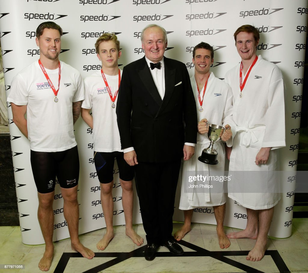 Speedo Hope for Youth Charity Event