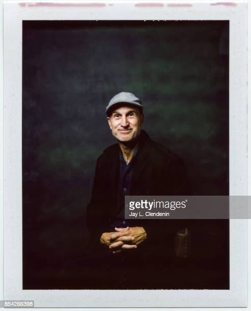 Craig Gillespie from the film 'I Tonya' is photographed on polaroid film at the LA Times HQ at the 42nd Toronto International Film Festival in...