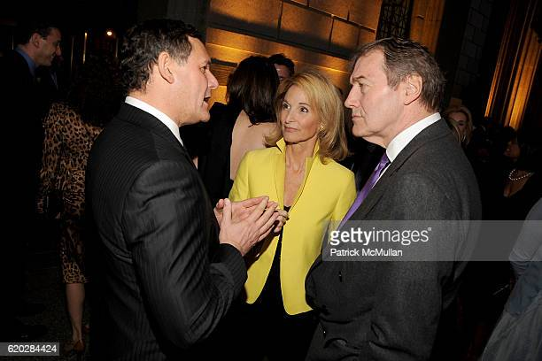 Craig Hatkoff Amanda Burden and Charlie Rose attend VANITY FAIR Tribeca Film Festival Party hosted by GRAYDON CARTER ROBERT DE NIRO and RONALD...