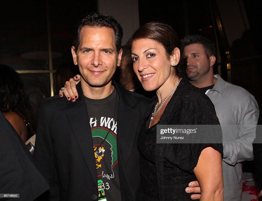 2009 MTV Video Music Awards - Lyor Cohen, Warner Bros & Atlantic Records
