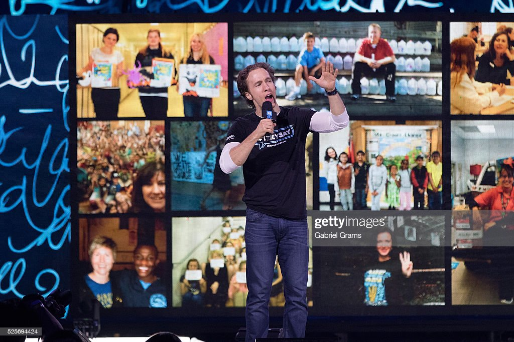 Craig Kielburger attends WE Day Chicago at Allstate Arena on April 28, 2016 in Chicago, Illinois.