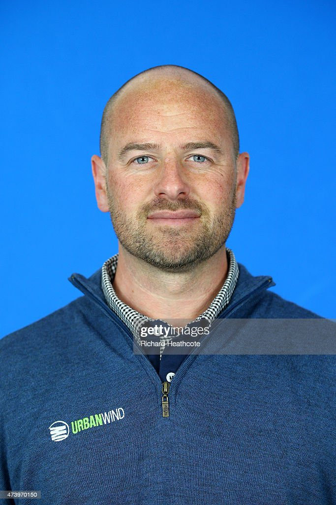 <a gi-track='captionPersonalityLinkClicked' href=/galleries/search?phrase=Craig+Lee&family=editorial&specificpeople=2959657 ng-click='$event.stopPropagation()'>Craig Lee</a> of Scotland poses for a portrait during a practice day for the BMW PGA Championships at Wentworth on May 19, 2015 in Virginia Water, England.